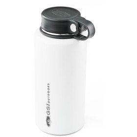 GSI Microlite Twist Vacuum Bottle white